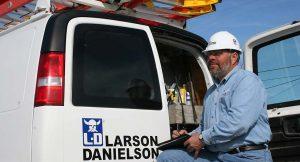 Larson-Danielson, Facility Services