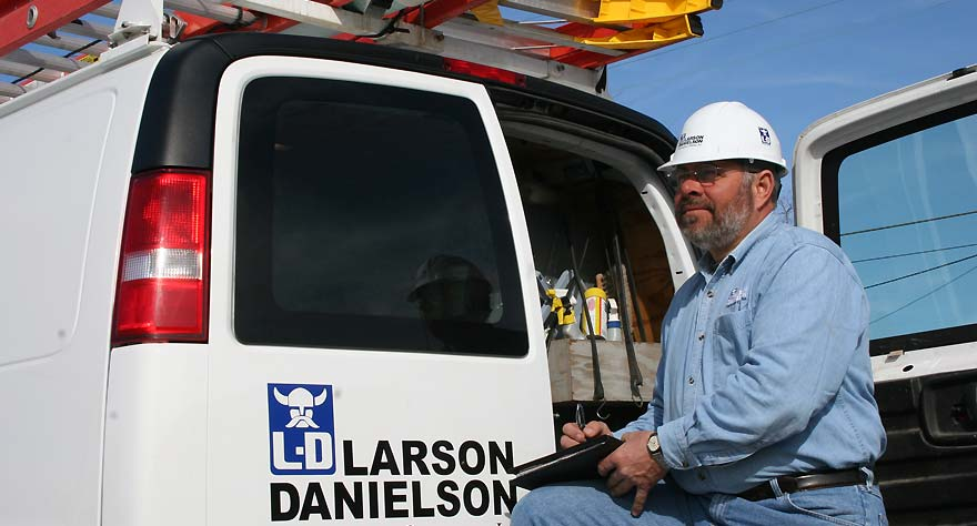 Larson-Danielson, Facility Services