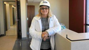 Toni Bianchi of the Porter County Animal Shelter - Larson-Danielson